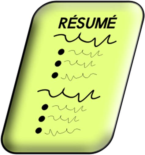 Resume sample doc format